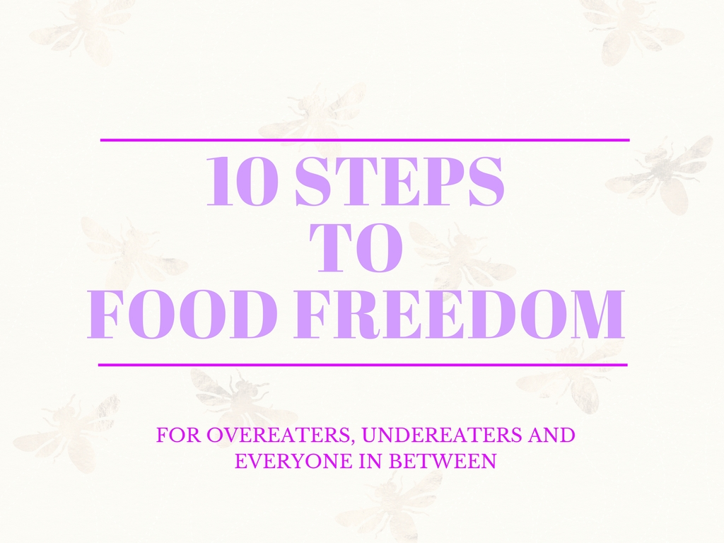Copy of 10 steps to food freedom